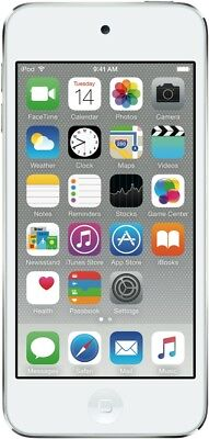 NEW Apple MKHX2ZP/A iPod Touch 32GB - White & Silver