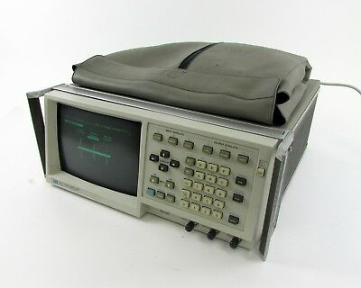 HP 1631D Logic Analyzer / Digitizing Oscilloscope w/ State and Timing Probes