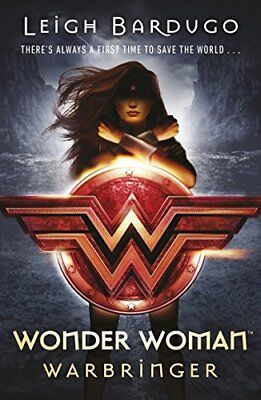 Wonder Woman: Warbringer (DC Icons Series) ( by Leigh Bardugo New Paperback Book