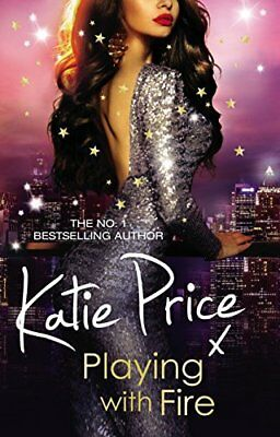 Playing With Fire by Katie Price New Hardcover Book