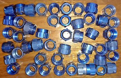 10x Festo sleeve nuts, 8mm ID for air line