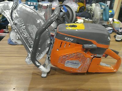 Husqvarna K970 Concrete Cut-Off Saw 14""
