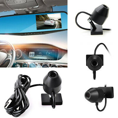 For Android Smart GPS Navigation HD Car Front view Mirror DVR Lens Camera CMOS