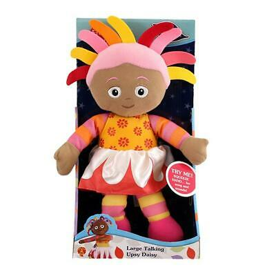 Upsy Daisy Talking Soft Toy - Large - In The Night Garden Free Shipping!