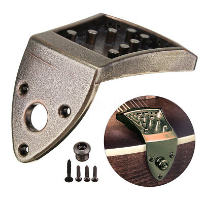 Golden Triangle 8-String Mandolin Tailpiece For Musical Guitar Accessories Part