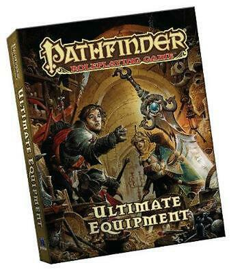 Pathfinder Roleplaying Game: Ultimate Equipment Pocket Edition by Paizo Staff Pa