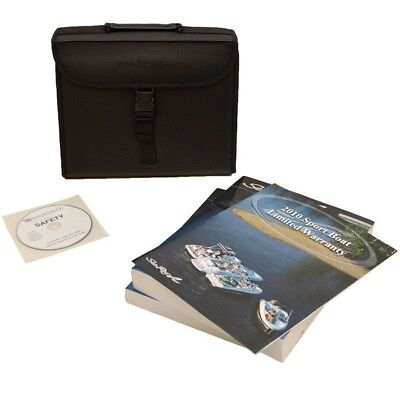 Sea Ray Boat Multi-Information Kit 1971032 | 2010 Sport Owners Manual