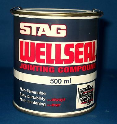 Wellseal Gasket Jointing Compound 500ml
