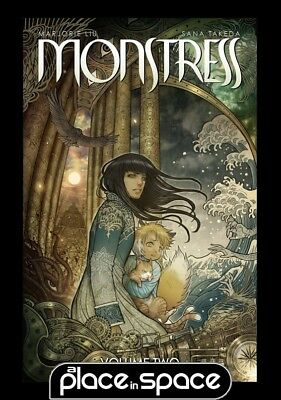 Monstress Vol 02  - Softcover