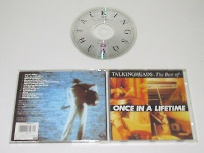 Talking Heads/The Best Of - Once In A Lifetime(Emi 0777 7 80593 2 5) Cd Album