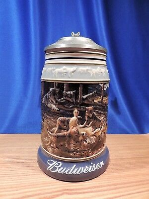 Budweiser-The Wolf Pack Series-Generations Stein