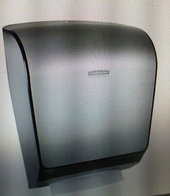 Kimberly-Clark Professional MOD Universal Folded Towel Dispenser 39710 Stainless