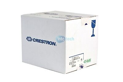 New Open Box Crestron FT-PWR-D-B Flip Top Power Center