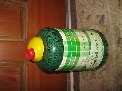 1940's- 1950's Pelican Insulated Glass Cooler Thermos