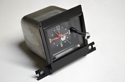 Vintage 1968 Ford Galaxie Dash Clocks,  C8AF-15000