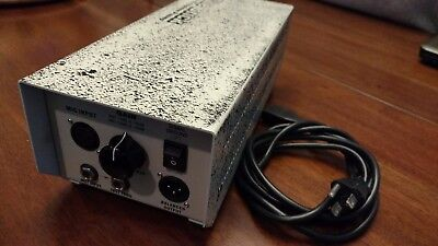 Groove Tubes - The Brick Studio Tube Mic Preamp and DI - Nice!