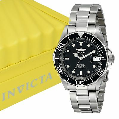 INVICTA 8926 Mens Pro Diver Collection Automatic Movement Stainless Steel Watch