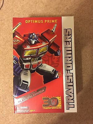 Brand New Transformers Masterpiece Platinum Optimus Prime MP 10Year Of The Horse