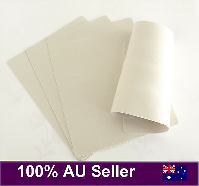 10 | 50 pcs Blank Tattoo Practice Skin Double Side 19cm x 14cm