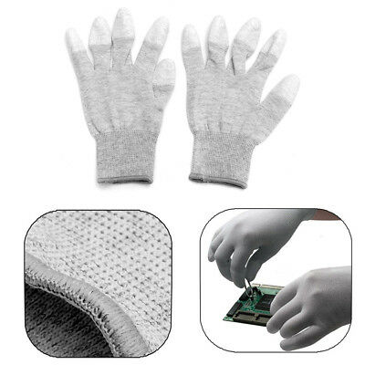 Useful Anti Static Antiskid Glove ESD Electronic Worker PC Computer Repair