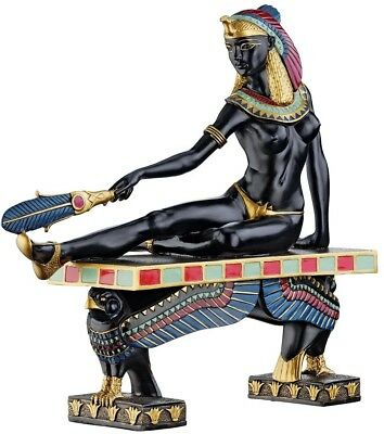 Design Toscano Cleopatra, the Egyptian Queen Statue