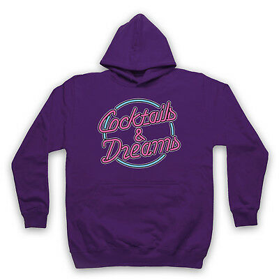 Cocktail Movie Cocktails & Dreams Unofficial 80'S Film Adults & Kids Hoodie