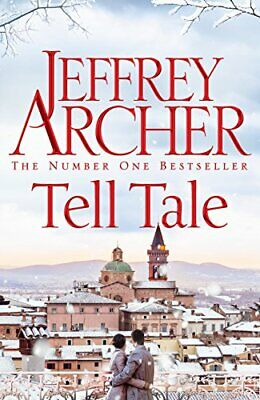 Tell Tale by Archer, Jeffrey Book The Cheap Fast Free Post