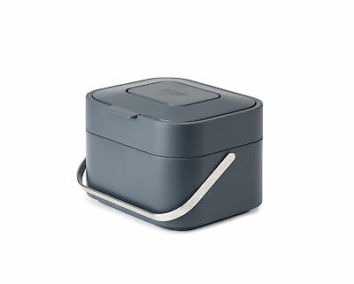 Joseph Joseph Stack 4-Graphite Food waste caddy with odour filter