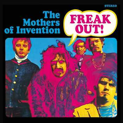 Frank Zappa Mothers Of Invention Freak Out! 2x LP Vinyl RI NEW