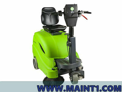 IPC Eagle 512R Ride on Sweeper **FREE SHIPPING ** BRAND NEW!!!