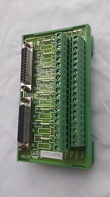 Allen-Bradley 1771-RTP4 Remote Termination Panel for 1771-N Series I/O Modules