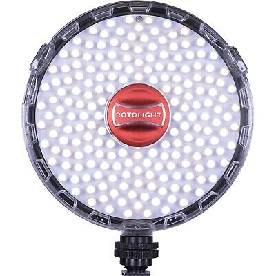 Rotolight Neo 2 Advanced LED Light with FREE Foam Hand Grip and Colour FX Filter