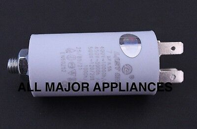 427616 Capacitor & Nut 7Uf Fisher Paykel Dryer Parts