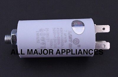 NEW CAPACITOR 7 uF 450vac 50hz SUIT FISHER & PAYKEL DRYER