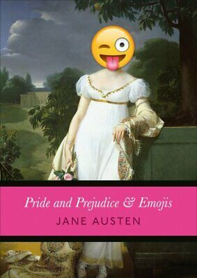 Pride and Prejudice & Emojis by Austen, Jane Book The Cheap Fast Free Post