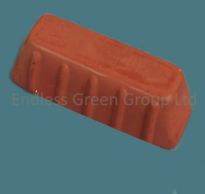 """Jewellers Rouge Polishing Compound - Buffing Bar For Gold & Plated Metal - 5"""""""