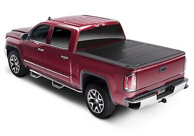 BAK Industries 1126122 BAKFlip FiberMax Hard Folding Truck Bed Cover