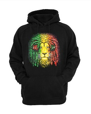 d4f47c83d555b RASTA MAN EMOJI Face Hoodies Bob Marley Emoticon Hooded Sweatshirt ...