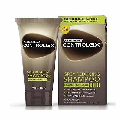Just For Men Grey Reducing Shampoo Control Gx New 147ml
