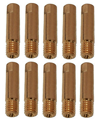 10 Pk. Chicago Electric #95645 0.030 MIG Welding Tips