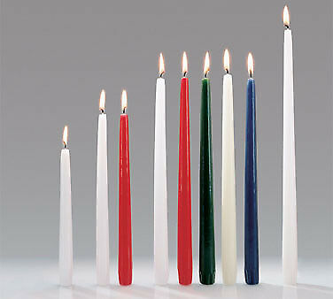 Hollowick Select Wax Taper Candle - TP15W-12DZ