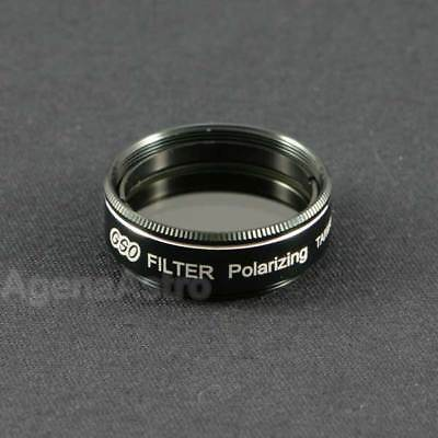 "GSO 1.25"" Polarizing Filter for Telescope"
