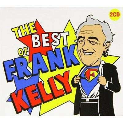 The Best Of Frank Kelly Frank Kelly Audio CD