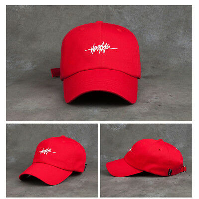 Unisex Mens 2Pac Shakur Flipper Thug Life Out Law Baseball Cap Casual Hats Red