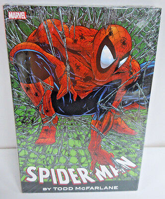 Spider-Man by Todd McFarlane Rob Liefeld Omnibus HC Hard Cover New Sealed $75