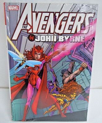 Avengers by John Byrne Omnibus 305 306 307 308 309 HC Hard Cover New Sealed $100
