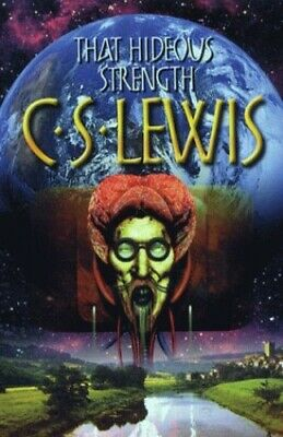 That Hideous Strength (Voyager) by Lewis, C. S. Paperback Book The Cheap Fast