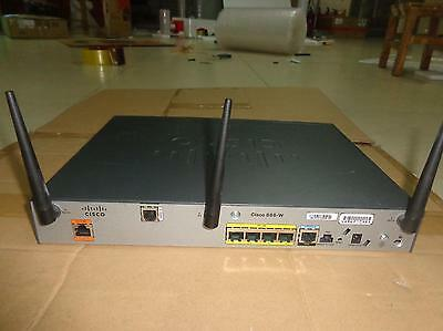 CISCO 888W-GN-E-K9 Wireless Router  888W