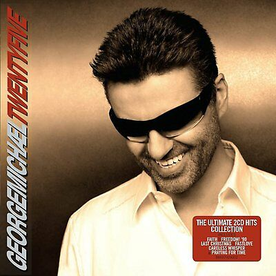 GEORGE MICHAEL 'TWENTY FIVE' (Best Of / Greatest Hits) 2 CD SET (2017 Edition)