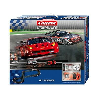 Carrera Railway Digital Race Track GT Car 6,9 M MERCEDES BENZ FERRARI